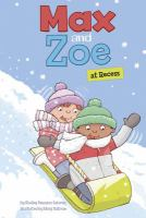 Max and Zoe at recess