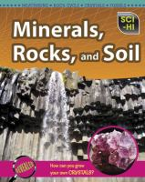Minerals, Rocks, and Soil