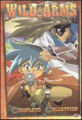 Wild Arms Complete Collection. Volume 1, The Good, the Bad & the Greedy