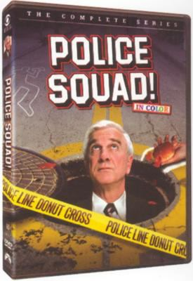 Police Squad. the complete series