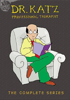 Dr. Katz, Professional Therapist. The Complete Series