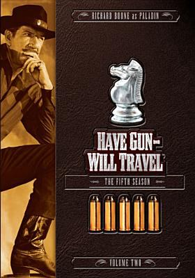 Have gun-- will travel. The fifth season, volume two