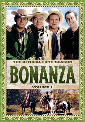 Bonanza. The official fifth season, volume one.