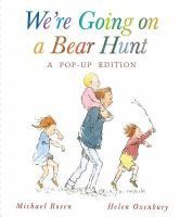 We're going on a bear hunt : a pop-up edition