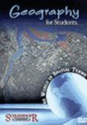 Geography for students the world in spatial terms
