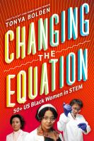 Changing the equation : by Bolden, Tonya,
