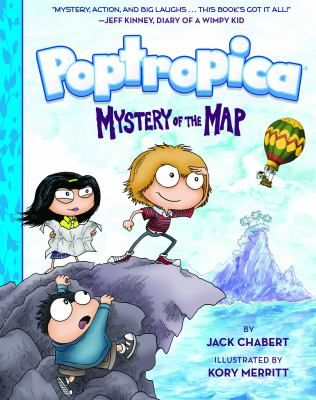 Poptropica.  1, Mystery of the map