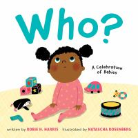 Who : a celebration of babies