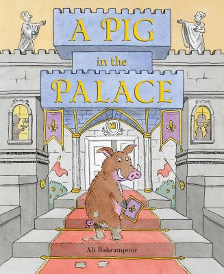 A Pig in the Palace