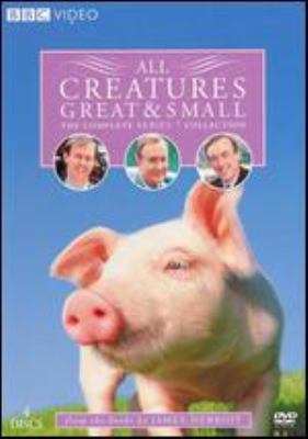 All creatures great & small. The complete series 7 collection
