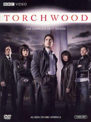 Torchwood Complete 1st Season