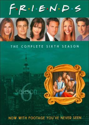 Friends. The Complete Sixth Season.