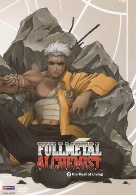 Fullmetal alchemist. 5, The cost of living