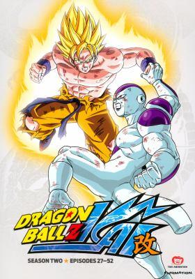 Dragon Ball Z Kai. Season 2, episodes 27-52