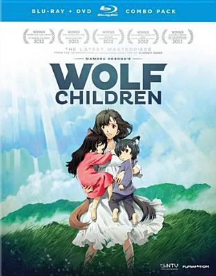 Wolf Children [COMBO Pack]