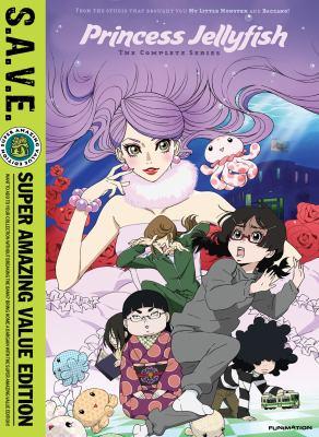 Princess Jellyfish Complete Series.