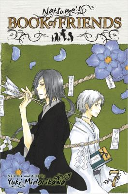 Natsume's book of friends. Volume 7