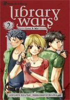 Library wars, love & war. 2