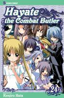 Hayate the combat butler. 24