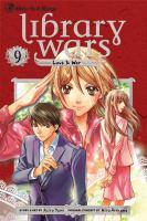 Library wars, love & war. 9