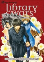 Library wars, love & war. 12