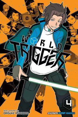 World trigger.  Vol. 4