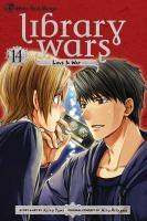 Library wars, love & war. 14