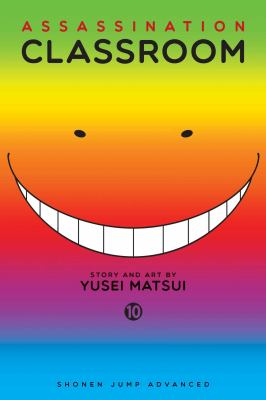 Assassination classroom.  10, Time for robbery