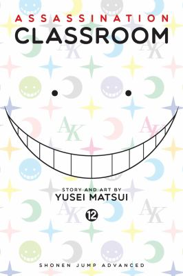 Assassination classroom.  12 Time for the grim reaper