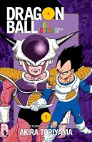 Dragon ball full color. Freeza arc, Volume 1