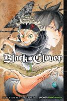 Black clover. Volume 1, The boy's vow