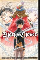 Black Clover. Vol. 02
