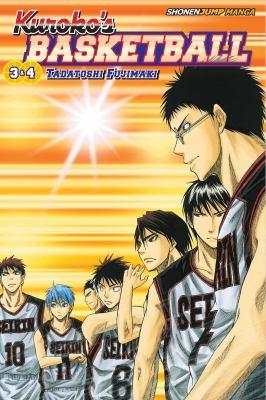 Kuroko's basketball. 3 & 4