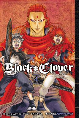 Black clover. Vol. 04