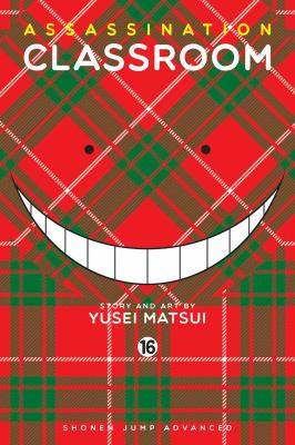 Assassination classroom.  16, Time for the past