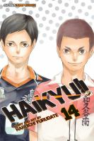 Haikyu!! Volume 14, Quitter's battle