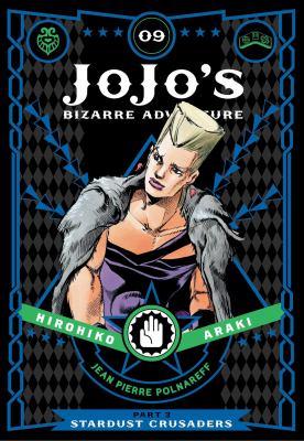 JoJo's bizarre adventure. Part 03, Stardust crusaders. 09