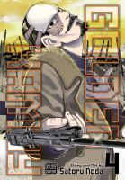 Golden kamuy. 4