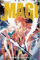 Magi, the labyrinth of magic. 28