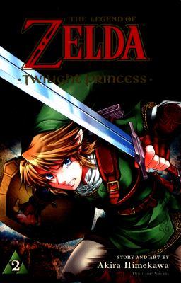 The legend of Zelda.  2 Twilight Princess,