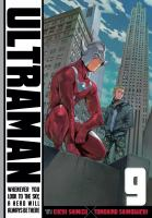 Ultraman. 9, Whenever you look to the sky, a hero will always be there