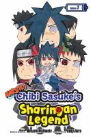 Naruto. Chibi Sasuke's sharingan legend. Volume 3, The Uchiha clan!!
