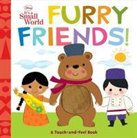 Furry friends! : a touch-and-feel book