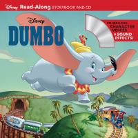 Dumbo : read along storybook and CD