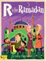 R is for Ramadan