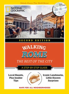 Walking Rome : the best of the city