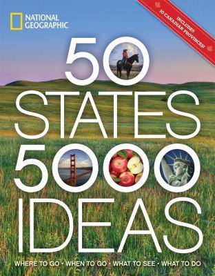 50 states, 5,000 ideas :