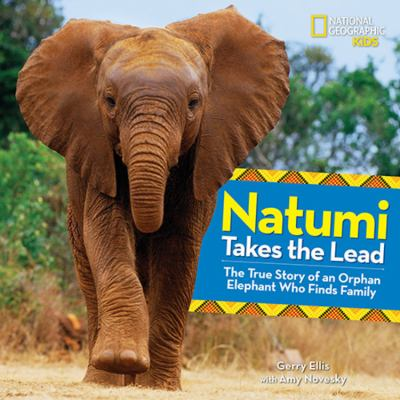 Natumi takes the lead : by Ellis, Gerry,
