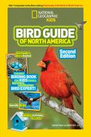 Bird guide of North America : the best birding book for kids from a National Geographic bird expert