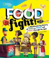 Food fight! : by Steel, Tanya Wenman,